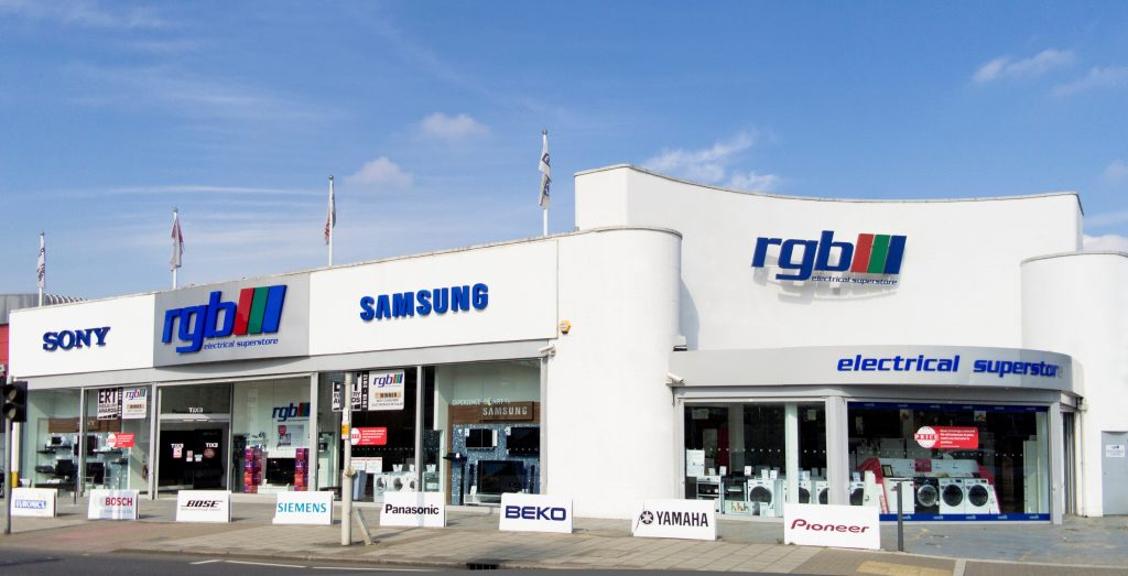 Panther helps electrical retailer RGB boost business with seamless delivery service