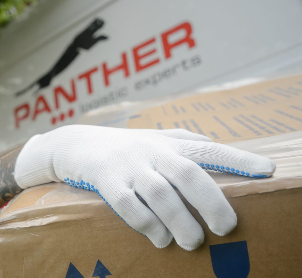 Panther's White Glove Delivery