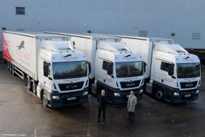 Panther supports growth in ecommerce with new vehicle fleet