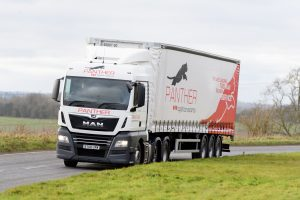 Panther Logistics leading the way in two man next day delivery