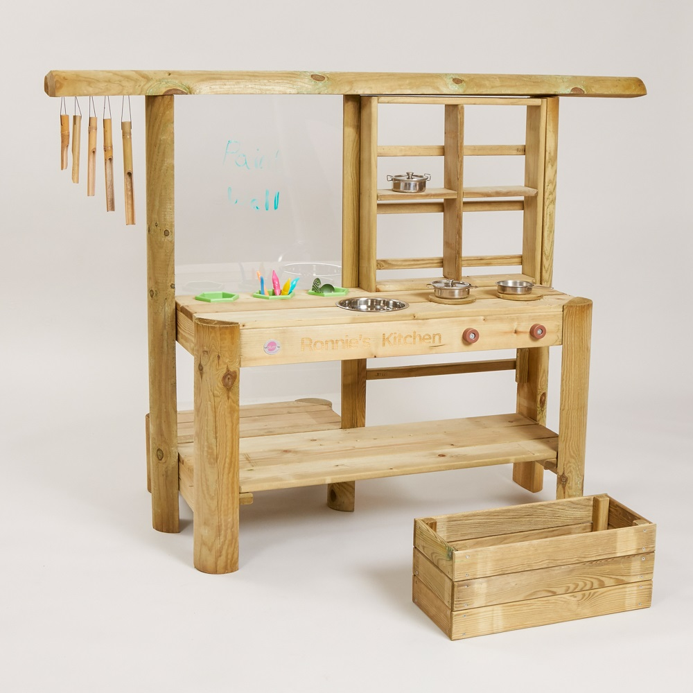 Panther appointed to deliver My 1st Years' newly launched Mud Kitchen