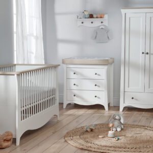 CuddleCo's Clara Driftwood Ash 3 Piece - just one example of what Panther Logistics will be delivering on behalf of CuddleCo